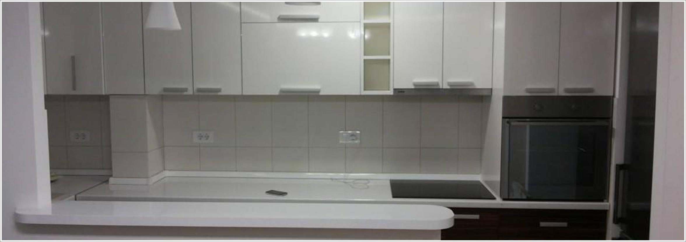 Moderna kuhinja - stolarija Gavrilović